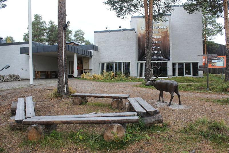 Ájtte – Svenskt Fjäll- och Samemuseum